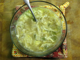 Tasty Egg Drop Soup