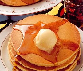 Want to know how to get whole wheat pancakes as light, fluffy, and airy as white pancakes?