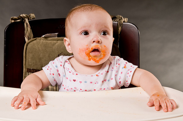 Anemic Baby Food