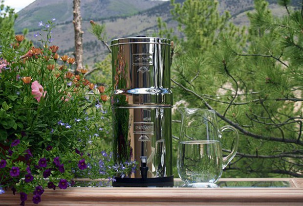big berkey water purifier pleasant hill grain