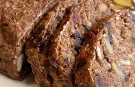 Manna Organics Fruit and Nut Sprouted Bread
