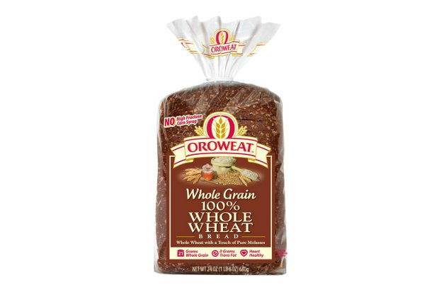 Decoding Labels Oroweat 100 Whole Wheat Bread Food