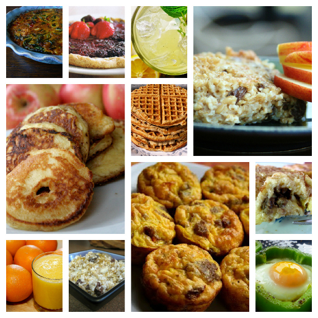healthy thanksgiving breakfast ideas