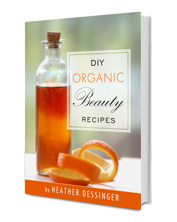 DIY Organic Beauty Recipes Book