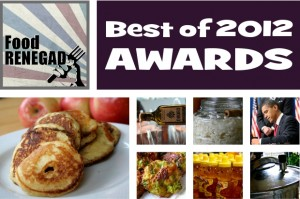 Food Renegade Best of 2012