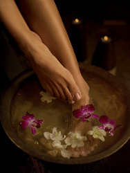 Epsom Salt Bath Sore Feet Soak