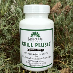 krill oil plus astaxanthin 12mg