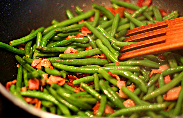 bacon-green-beans