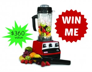 september giveaway vitamix blender