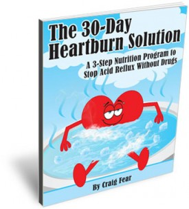 heartburn GERD solution