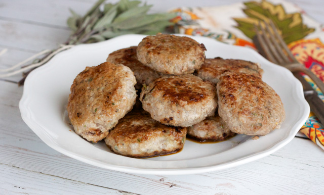 ground turkey burgers patties