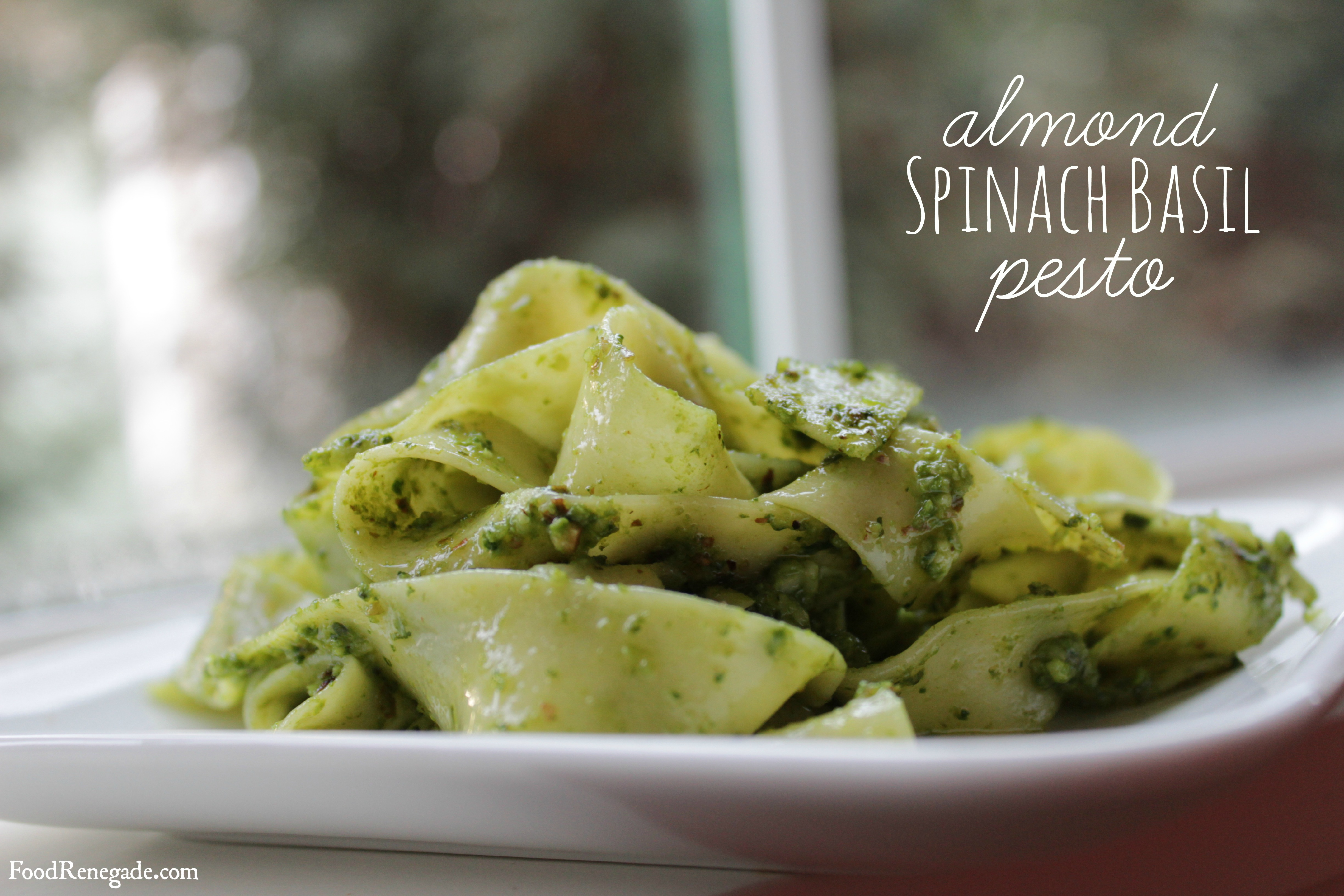 http://www.foodrenegade.com/wp-content/uploads/2014/01/Almond-Spinach-Basil-Pesto-Pin.jpg