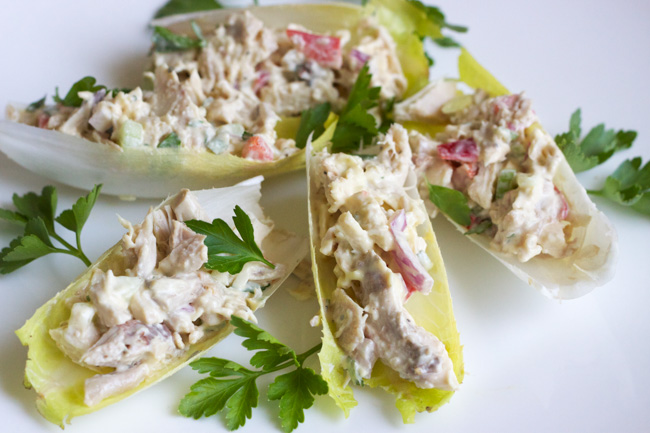 Paleo Chicken Salad