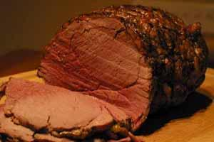 Grass Fed Roast Beef Lunch Meat