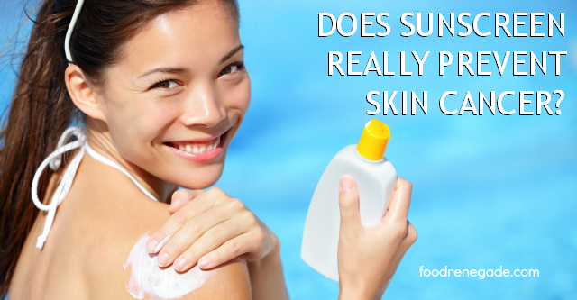 Does Sunscreen REALLY Prevent Skin Cancer